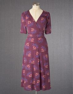 I've spotted this @BodenClothing Ruby Dress Berry Posey