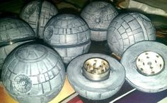 The Force is strong with the Death Star Grinder