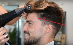Mariano Di Vaio Undercut Guidelines. Learn how to get this haircut http://enadio.com/mens-short-hairstyle/