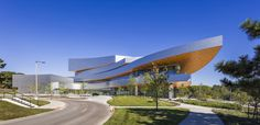 Hancher Auditorium,© Goldberg/Esto