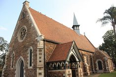 Old St Mary's Anglican Church, Pietermaritzburg, South Africa by Kleinz1, via Flickr