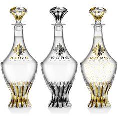 Kors Vodka - Most Expensive Vodka Brand Expensive Vodka, Expensive Champagne, Champagne Brands, Whisky, Alcohol Bottles, Vodka Bottle, Liquor Bottles, Glass Bottles, Vodka Drinks
