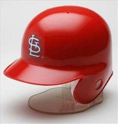 Riddell MLB Team Mini-Helmet - St. Louis Cardinals