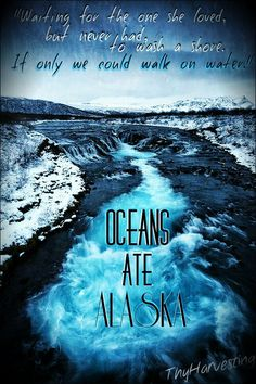 Oceans Ate Alaska - Blue Lungs. They are so British and perfect and his accent makes me melt.-.