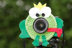 Frog Prince Lens Buddy- LDM Team- Lens Buddy- Camera Accessories- Frog Prince- Photographer gift-Photo prop-toddler prop-Camera