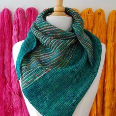 Drea s shawl via loop knits varigated yarn patterns crochet free knitting 18 stunning yet simple garter stitch knitting patterns riverside knitting pattern by sidi varigated yarn patterns crochet free knitting riverside knitting pattern by sidi Easy Knitting, Knitting Stitches, Knitting Patterns Free, Knitting Yarn, Knit Patterns, Free Pattern, Stitch Patterns, Diy Tricot Crochet, Knit Or Crochet