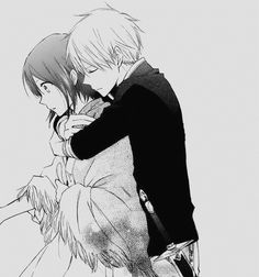 Manga Couple akagami no shirayuki hime anime boy girl kawaii love manga - Animé Romance, Manga Romance, Manga Anime, Anime Amor, Anime Eyes, Manga Couples, Cute Anime Couples, Photo Manga, Akagami No Shirayukihime