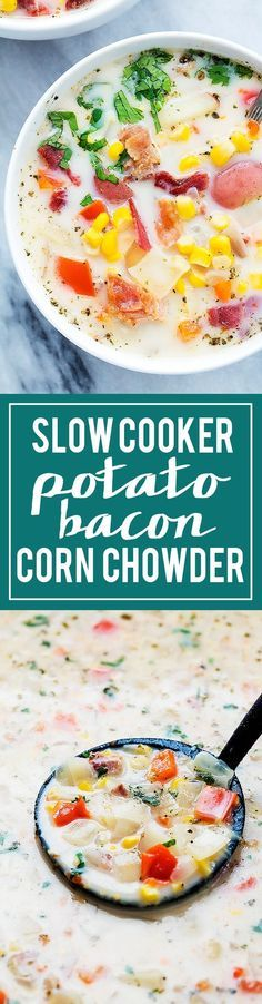 Chicken chowder, Chowders and Farmhouse on Pinterest