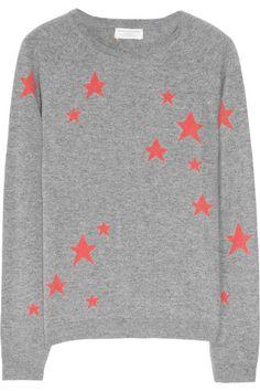 Chinti And Parker Star Cashmere Sweater - LoLoBu