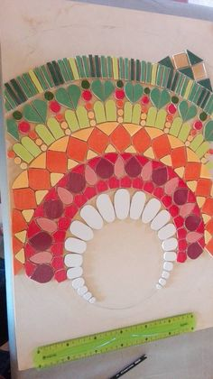 Mosaic Designs, Mosaic Patterns, Mosaic Furniture, Mosaic Madness, Mosaic Projects, Mosaic Art, Ceramic Art, Ceramics, Gardening