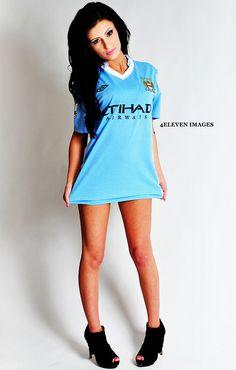 Manchester City Kit 2011-2012 #mcfc