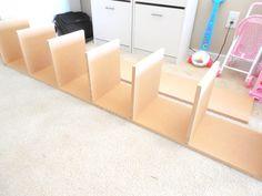 diy toy storage bench