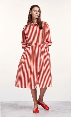 Marimekko Reimi Tasaraita dress, strlk 34