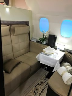Etihad's The Residence suite - up close and personal at ITB
