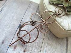 Reserved for greyfriars  Wanderings Series Scarf Pin or Hat Pin or Shawl Pin. $17.50, via Etsy.