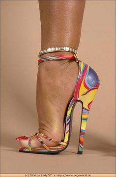 High Heels Only Stiletto Sandals Extreme High Heels, Hot High Heels, High Heels Stilettos, Stiletto Heels, Talons Sexy, Beautiful High Heels, Killer Heels, Women's Feet, Fashion Heels