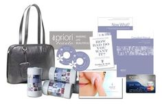 Become a consultant in Dec 2012 and get a $100 Apriori Beauty Gift Card!  Aprioribeauty.com/IC/April_the_Esti