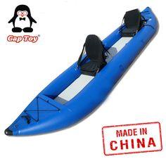 2 person sit-on-top ocean tantem inflatable paddling kayaks White Water Kayak, Ocean Kayak, Adirondack Park, Inflatable Kayak, Kayak Adventures, Boat Covers, Bow Bag, Sit On Top, Whitewater Kayaking