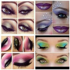 Health and Fitness | beautiful eye makeup