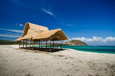 Gerupuk - a huge bay and one of Lombok surf spot. 7 km east Kuta Lombok | NTB - Indonesia (by *Claudz*)