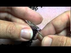 Kelly from Off the Beaded Path, in Forest City, North Carolina brings you a another great project. Kelly shows you how to make a beautiful crystal bracelet. ...