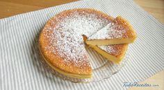Cheesecake japonês