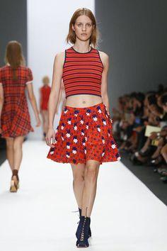 Vanessa Bruno Ready To Wear Spring Summer 2014 Paris - NOWFASHION