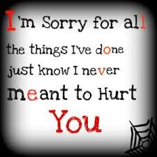 Im sorry quotes google search quotes pinterest qoutes im sorry for all my shortcomings i want to be better for you please forgive me just like the red letters spelli love you and always will thecheapjerseys Gallery