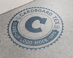 20 Free Logo Mock-ups | Spoon Graphics