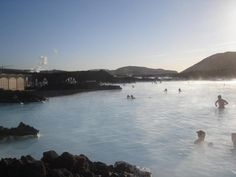 A cold and warm experience! Swimming in the Blue Lagoon, Iceland     Traveldudes Social Travel Community