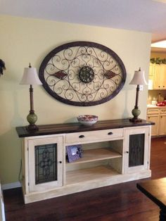 Grand Champion Planked Sideboard | Do It Yourself Home Projects from Ana White