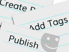 How to blog – Posting checklist