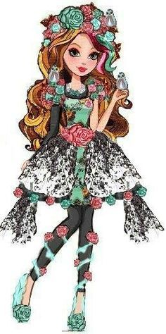 ever after high students original draw - Buscar con Google