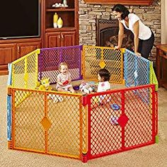 Playpens & Play Yards Baby Forceful Babysafe Playpen Various Styles