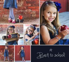 Sharilyn Wells Photography: Back to School Cutie | Children | Fayetteville, NC Photographer
