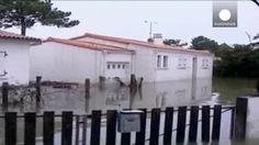 Piden cárcel para un exalcalde por las víctimas del temporal Xynthia en la costa atlántica francesa