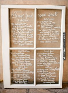 seating chart | CHECK OUT MORE IDEAS AT WEDDINGPINS.NET | #weddings #weddingseating #weddingdecoration