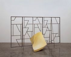 Martin Boyce, 'Broken branches and flyovers' Geometrie Variable, Art Et Design, Dividers, Love Art, Screens, Contemporary Art, Objects, Artsy, British