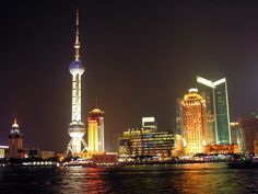 Be Privileged and Visited Shanghai – City of Millionaires