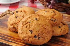 Surprise Your Tummy With Something Yummy: Pumpkin Chocolate Chip Cookies - Page 2 of 2 - Recipe Roost Pumpkin Spice Cookies, Pumpkin Spice Coffee, Pumpkin Chocolate Chip Cookies, Spiced Coffee, Chocolate Sweets, Dark Chocolate Chips, Ginger Cookies, Easy Cookie Recipes, Pumpkin Recipes