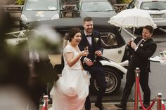 Bride and Groom Amanda and Ashley arriving on the red carpet at The Claregalway Hotel  Photography by Alex Zarodov Photography Wedding Gallery, Wedding Blog, Wedding Planner, On Your Wedding Day, Perfect Wedding, Bride Speech, Wedding Brochure, Civil Ceremony, Best Wedding Venues