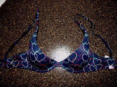PINK Victorias secret Bra Scoopneck 32 B, Lightly paded, up lift #VictoriasSecret #scoopneck