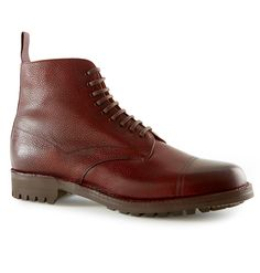 Sunspel x Cheaney Leather Boot - Accessories - Men's