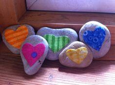 Rock Art! 2craftingirls