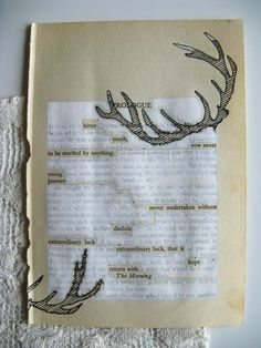 'Found Poetry' by Anca Gray
