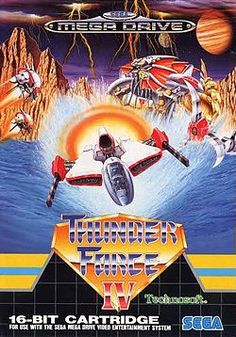 Thunder Force IV/Lightening Force