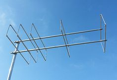 7 element 144MHz LFA-Q Super-Gainer Quad Style Yagi