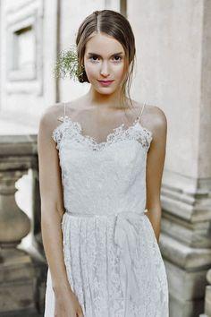 Das sind die Kisui Brautkleider 2014: Charme, aber sexy!