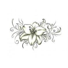 Home / Nature Single Hibiscus Flower Tattoo