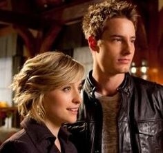 Cutest TV couple: Chloe & Oliver from SMALLVILLE